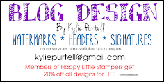 Customised Watermarks, Signatures and Blog Headers just for you