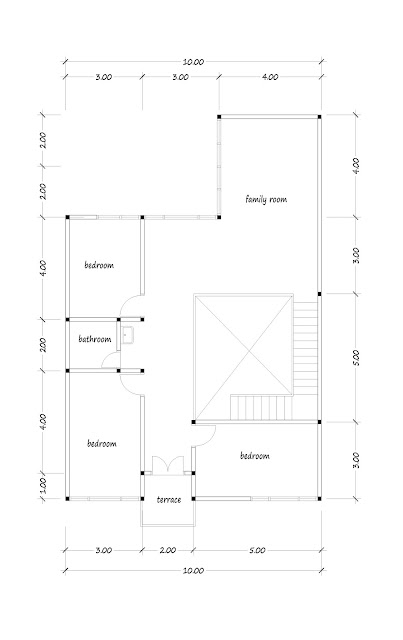 house with floor area of 250 square meters -08