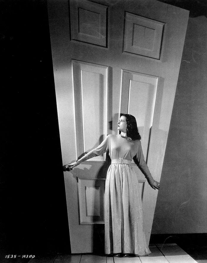 Secret Beyond The Door.The Collinsport Historical Society Monster Serial Secret