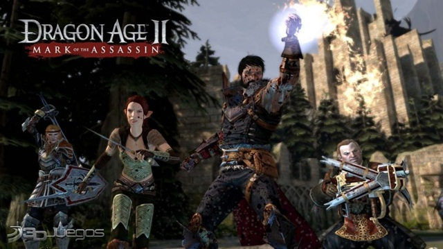 Dragon Age 2 Mark of the Assassin 2011 PC DLC Español