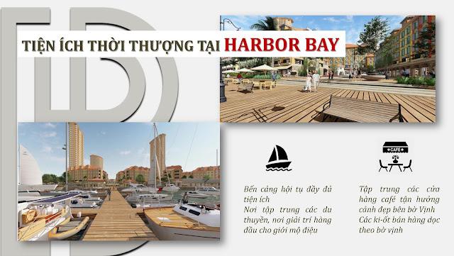 Tiện ích tại Harbor Bay