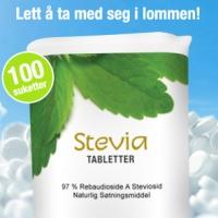 Steviasuketter