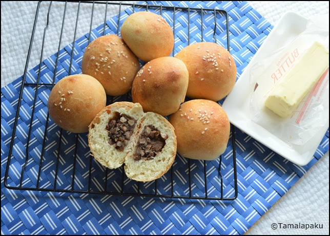An Pan - A Sweet Bread from Japan