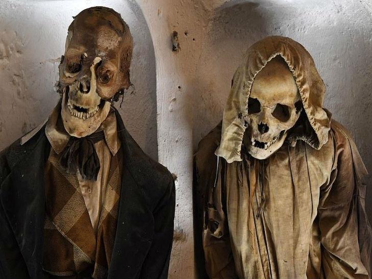 सिलसिली द्वीप के संग्रहालय में 8 हजार लाशों और 1252 ममी की प्रदर्शनी
