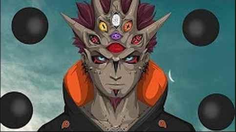 Daftar 20 Ninja Terkuat Dalam Serial Naruto Update'an Terbaru
