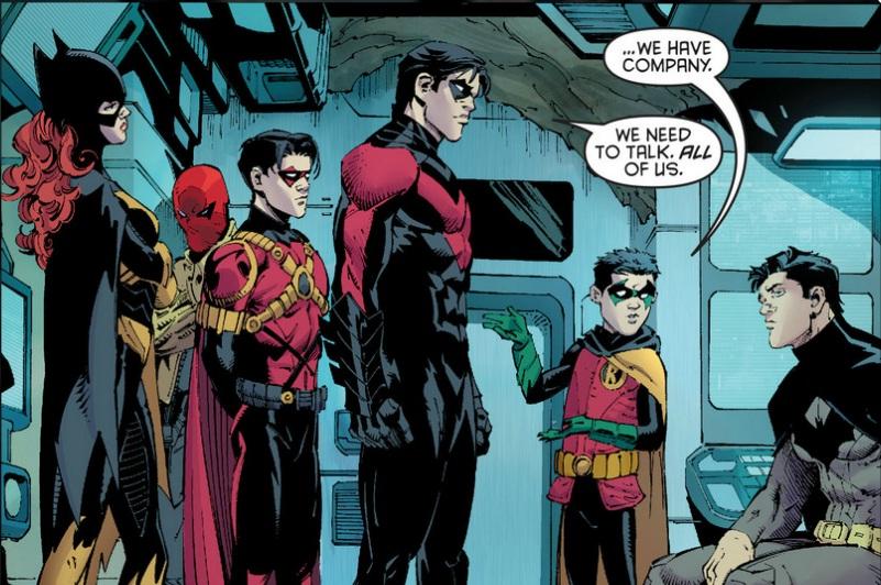 Batman Wallpaper Why Do We Fall Rusted Mecha Review Batman Issue 15