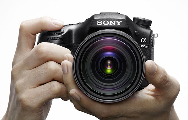 Hands-on with Sony Alpha a99 II