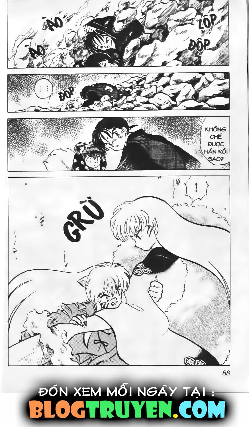 Inuyasha vol 07.5 trang 9