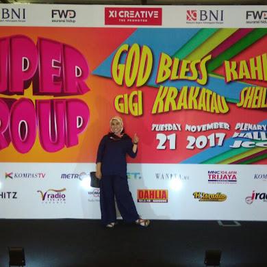 Kolaborasi 5 Band Ternama Indonesia di 5upergroup