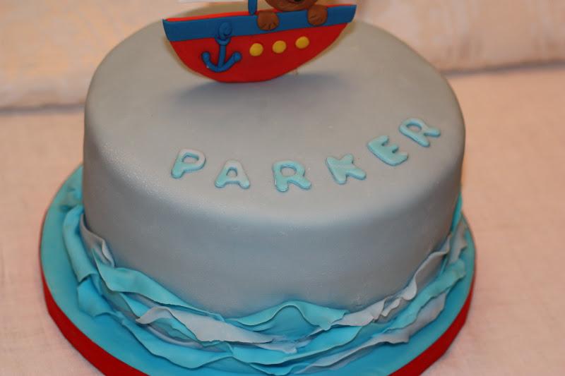 Sweet Celebrations Happy 1st Birthday Parker