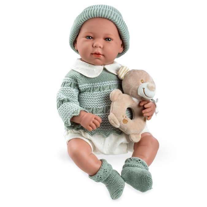Muñeca realista Lois  de Arias - Premio Mejor Muñeca del Año 2017