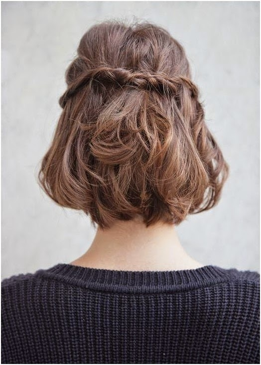 5 Half Up Braid Hairstyles Ideas