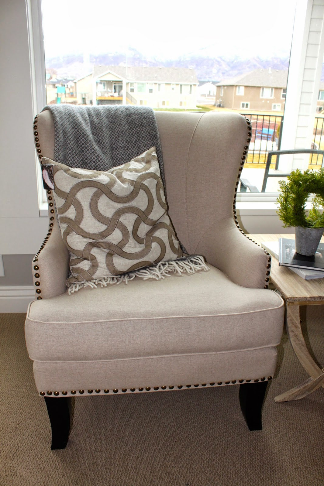 Chair Covers Home Goods Vanity Chairs With Backs Amy 39s Casablanca Living Room
