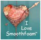 Smoothfoam Love Button