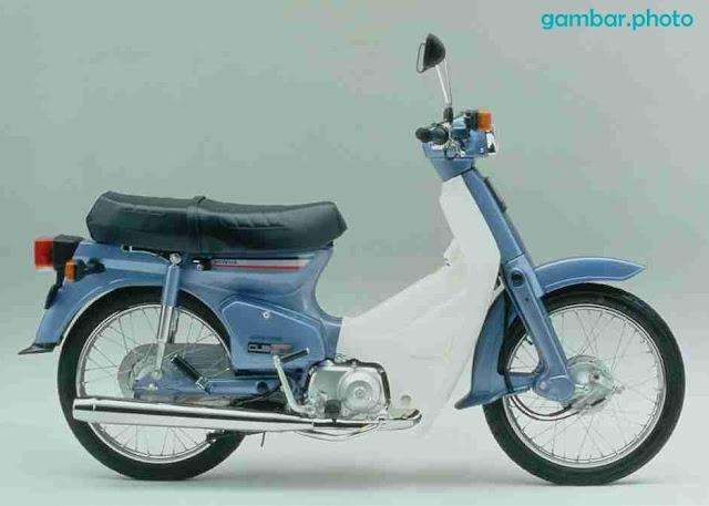 Honda C90 photo