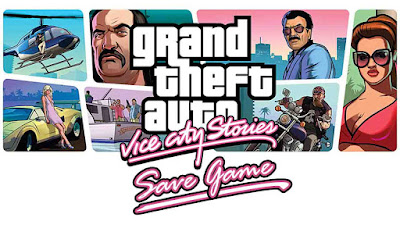 gta vice city stories psp save data