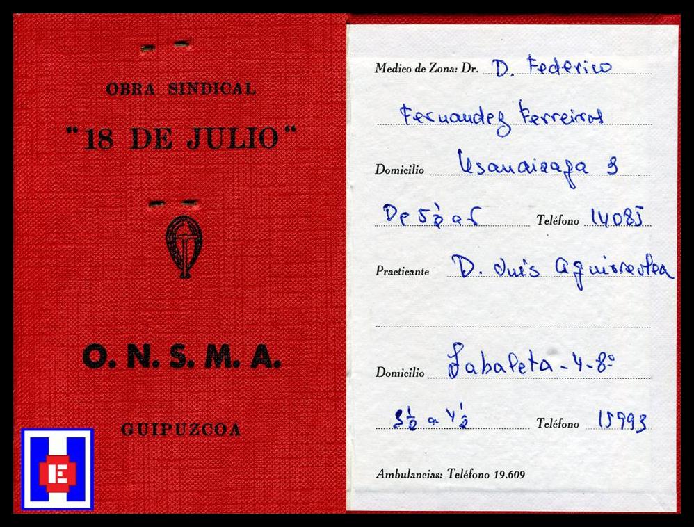 ENFERMERIA AVANZA: DOCUMENTOS Y CARTILLAS MATERNIDAD DE ATEGORRIETA