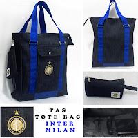 Tas Tottebag Inter Milan