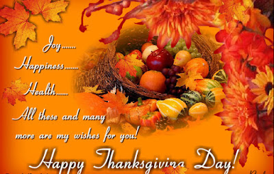 Happy Thanksgiving Wishes 2016