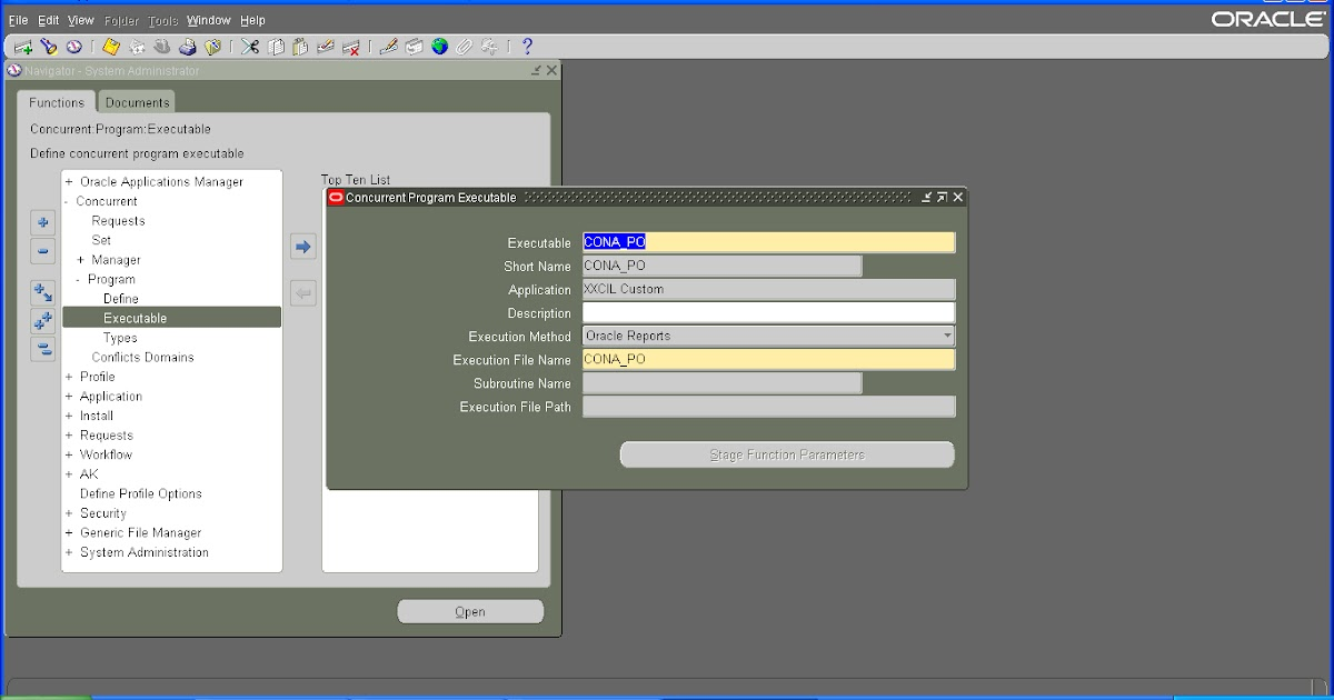 Oracle APPS (ERP): How to Register Oracle XML Reports in oracle apps R12