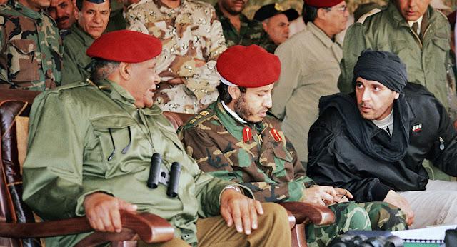 Hannibal filho do líder líbio Muammar Gaddafi foi sequestrado no Líbano