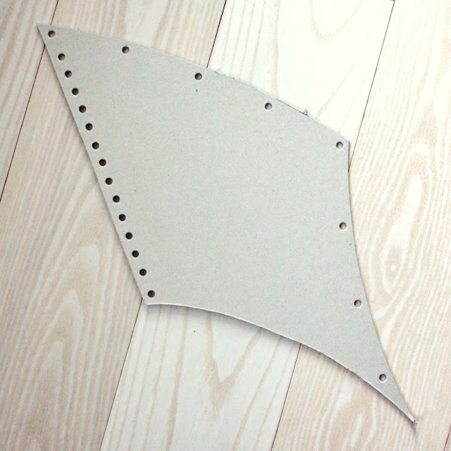TinTin - Hæklet Raket / Crochet Rocket