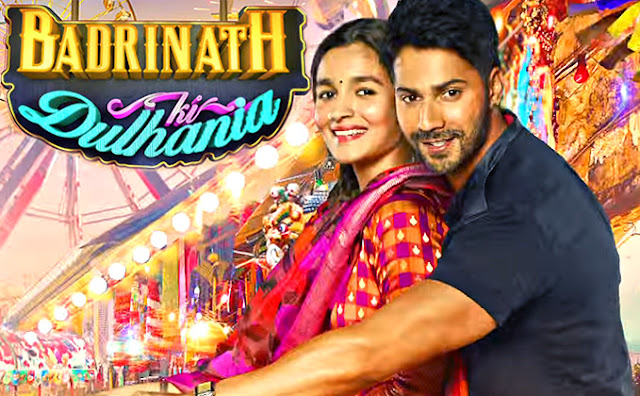 Badrinath Ki Dulhania Full Movie Download HDRip Torrent