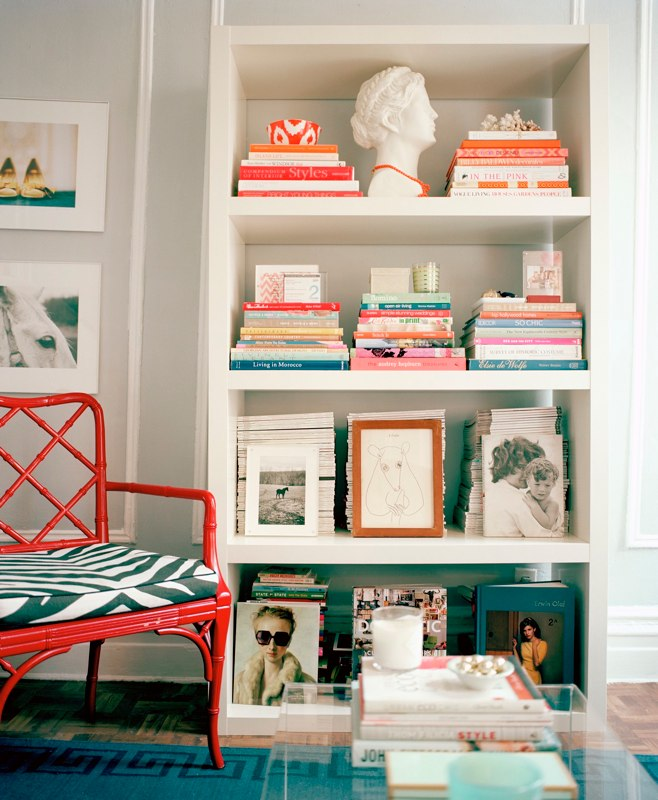 Haus and Home: Bookcase Style