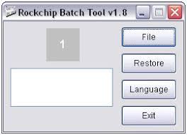 Cara Menggunakan Rock Chip Batch Tool