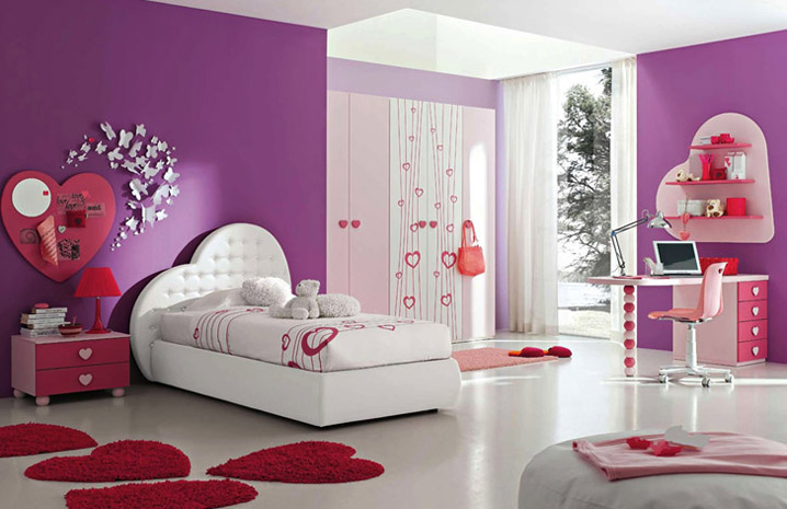 Beautiful Bedrooms on Beautiful Room For Girls  id=68401