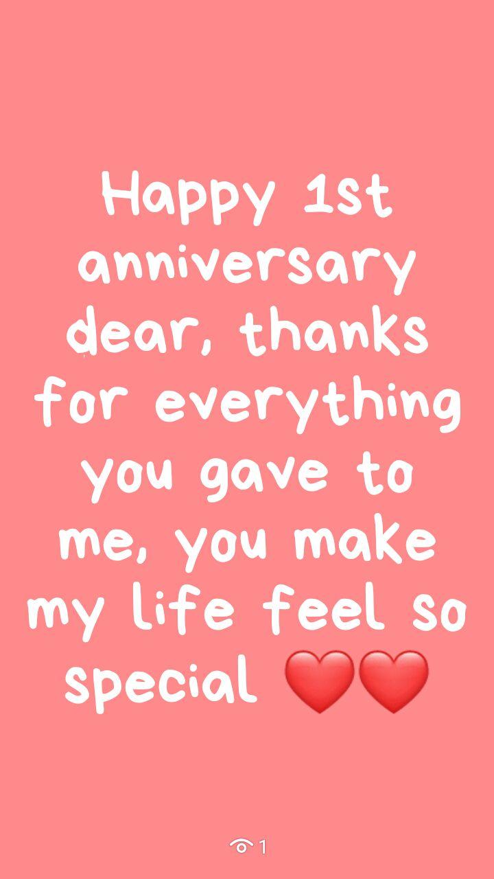 Arti Happy Anniversary 1 Month : happy, anniversary, month, Anniversary, Pacar, Bahasa, Inggris, Artinya, Mikeherberts