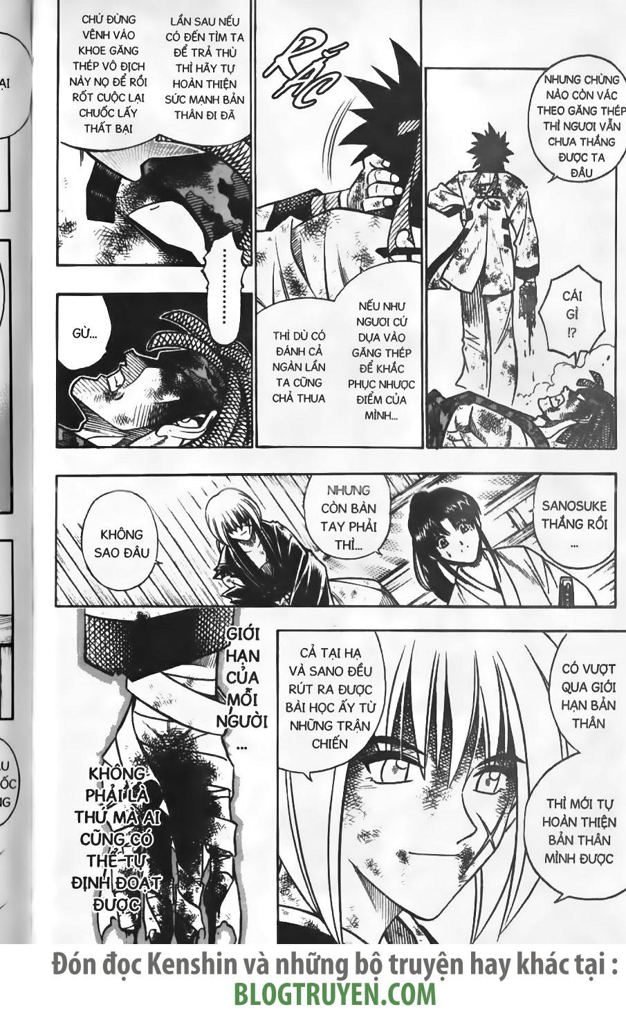 Rurouni Kenshin chap 193 trang 18