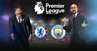 Susunan Pemain Chelsea vs Manchester City
