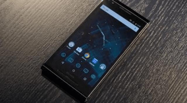 Smartphone Sirin Solarin
