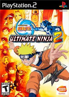Naruto: Ultimate Ninja 2 (PS2) 2007