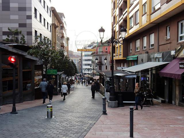 Calle Gascona, Oviedo, La Vetusta, España, Elisa N, Blog de Viajes, Lifestyle, Travel