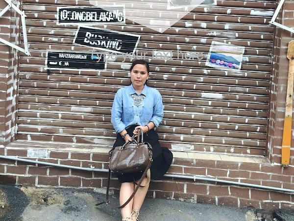 Travel Diary : Laman Seni 7, Shah Alam