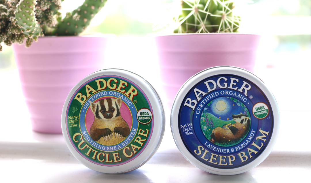 Badger Balm Cuticle Care & Sleep Balm review