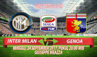 Prediksi Inter Milan vs Genoa 24 September 2017