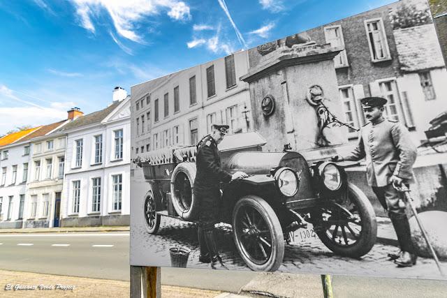 Oudenaarde, principios siglo XX por El Guisante Verde Project