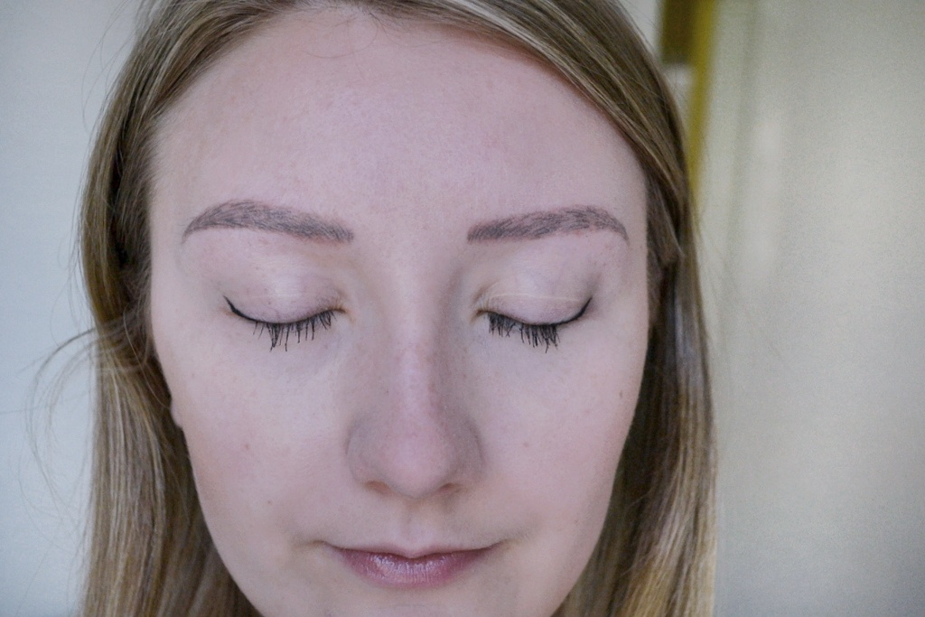 Microblading Top Up with Samantha Trace Cosmetics: The Final