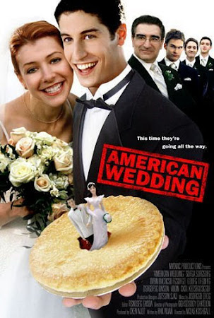 Poster Of Free Download American Wedding 2003 300MB Full Movie Hindi Dubbed 720P Bluray HD HEVC Small Size Pc Movie Only At worldfree4u.com