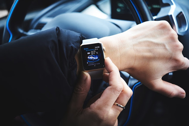digital watch 2018