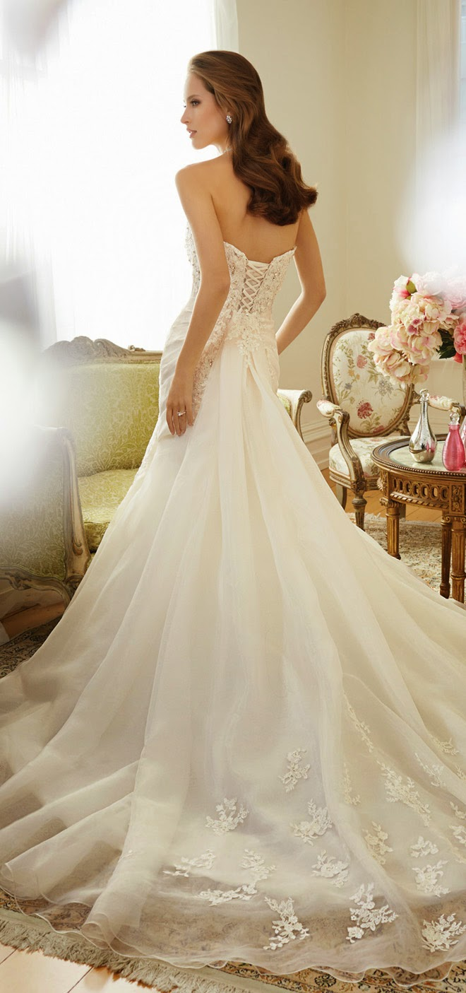 Sophia Tolli Wedding Gowns 25 Luxury