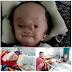 Bantu Anindia Fauziah bayi 4 bulan Hidrocepalus