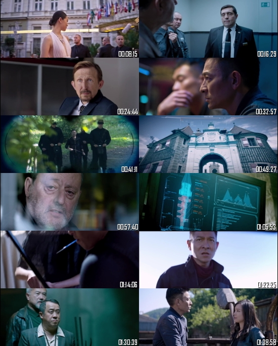 The Adventurers 2017 BRRip 720p 480p Dual Audio Hindi Chinese Full Movie Download