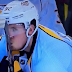 Carrie Underwood teases Ryan Johansen for kissing his stick (Video)
