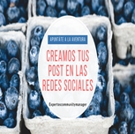 Creamos tus post en las redes sociales