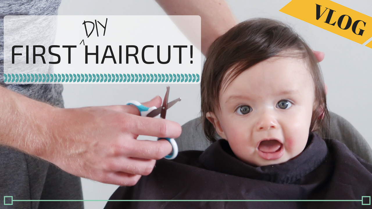 babies first hair cut uk lifestyle and parenting bloggers vloggers
