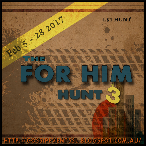 The For Him Hunt 3